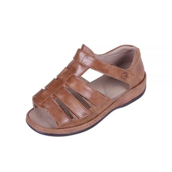 Carrie extra wide ladies sandals