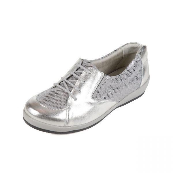 Sandpiper Eden Ladies Shoe Platinum