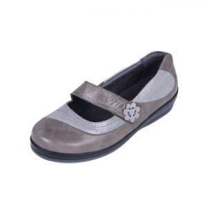 Sandpiper Falmer - Ladies Extra Wide Fitting Shoe