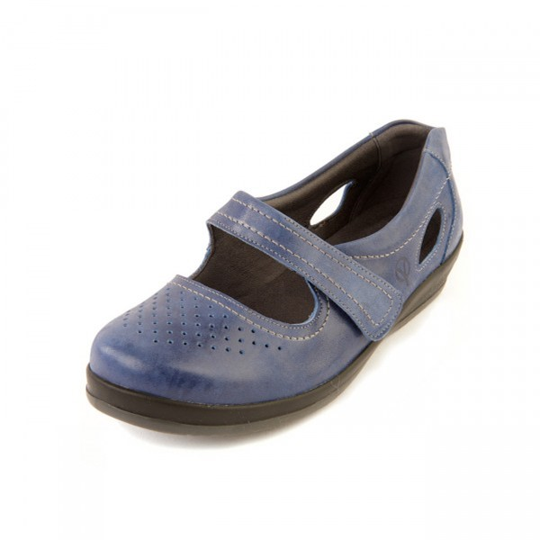 Ladies Sandpiper Farlow Wide Fitting Shoes