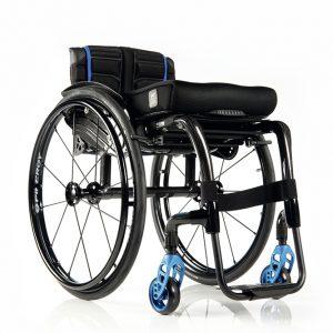 Quickie Krypton Wheelchair