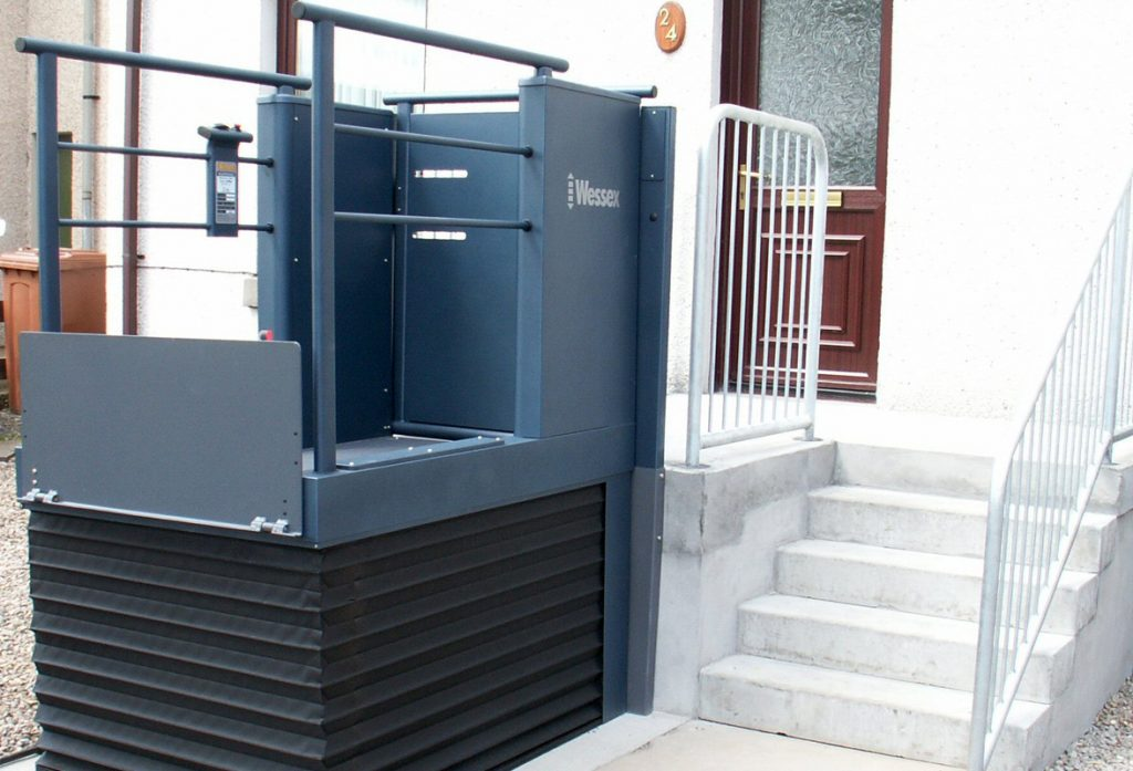 Outdoor Lifts