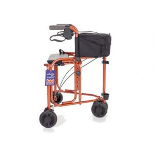 Uniscan Triumph Plus - for those who like the look of a 3-Leg walker, but need extra stability we have designed the Triumph Plus.
