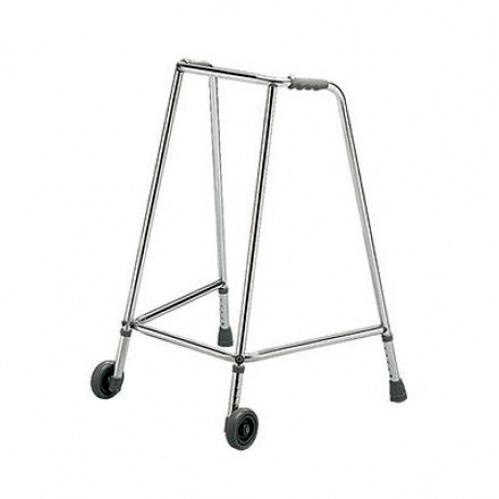 Walking Frame Domestic Wheeled Medium