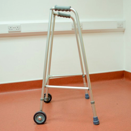 Narrow Wheeled Walking Frame