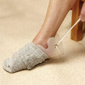 Sock and Stocking Aid