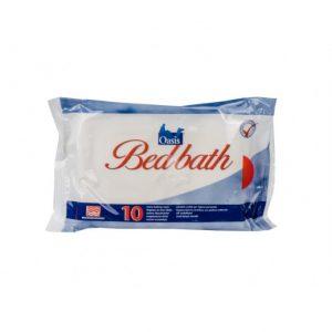 Oasis Bed & Bathing Washcloths