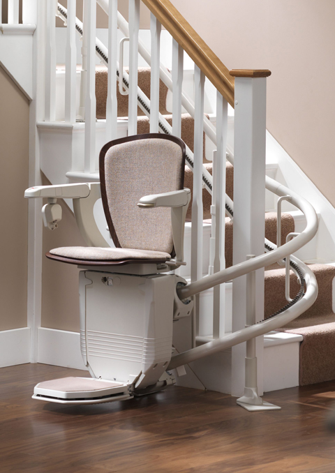 Stannah-600-Siena-Curved-Stairlift